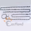 Dog Chains:Weldless double loop pet lead chain
