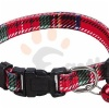 Scottish cat collar