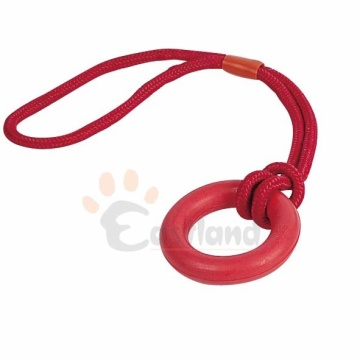 Rubber toy - ring