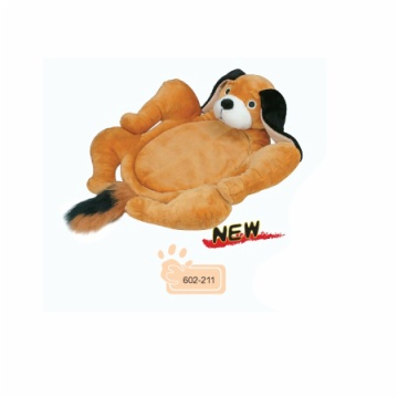 Animal shaped soft bed