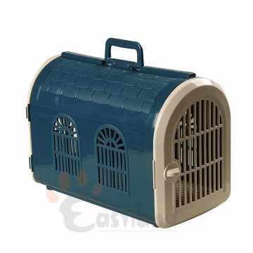 Pet carrier box, plastic
