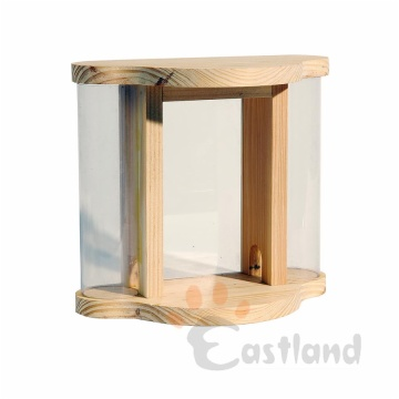 Bird feeder, wooden