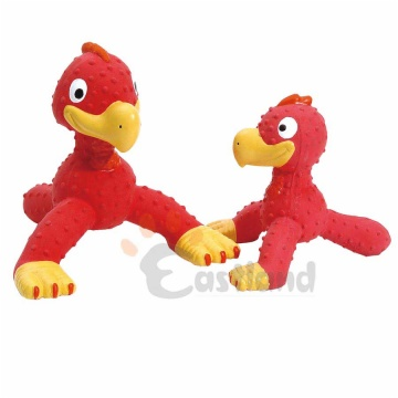 Latex toy - groveling animals , 2 sizes